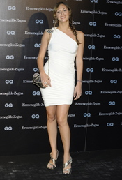 Priscilla de Gustin en los Premios GQ 2010