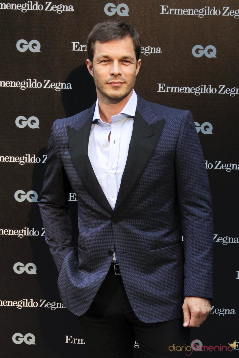 Premios GQ 2010: Paul Sculfor