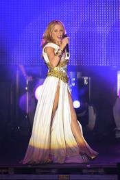 Kylie Minogue en Madrid