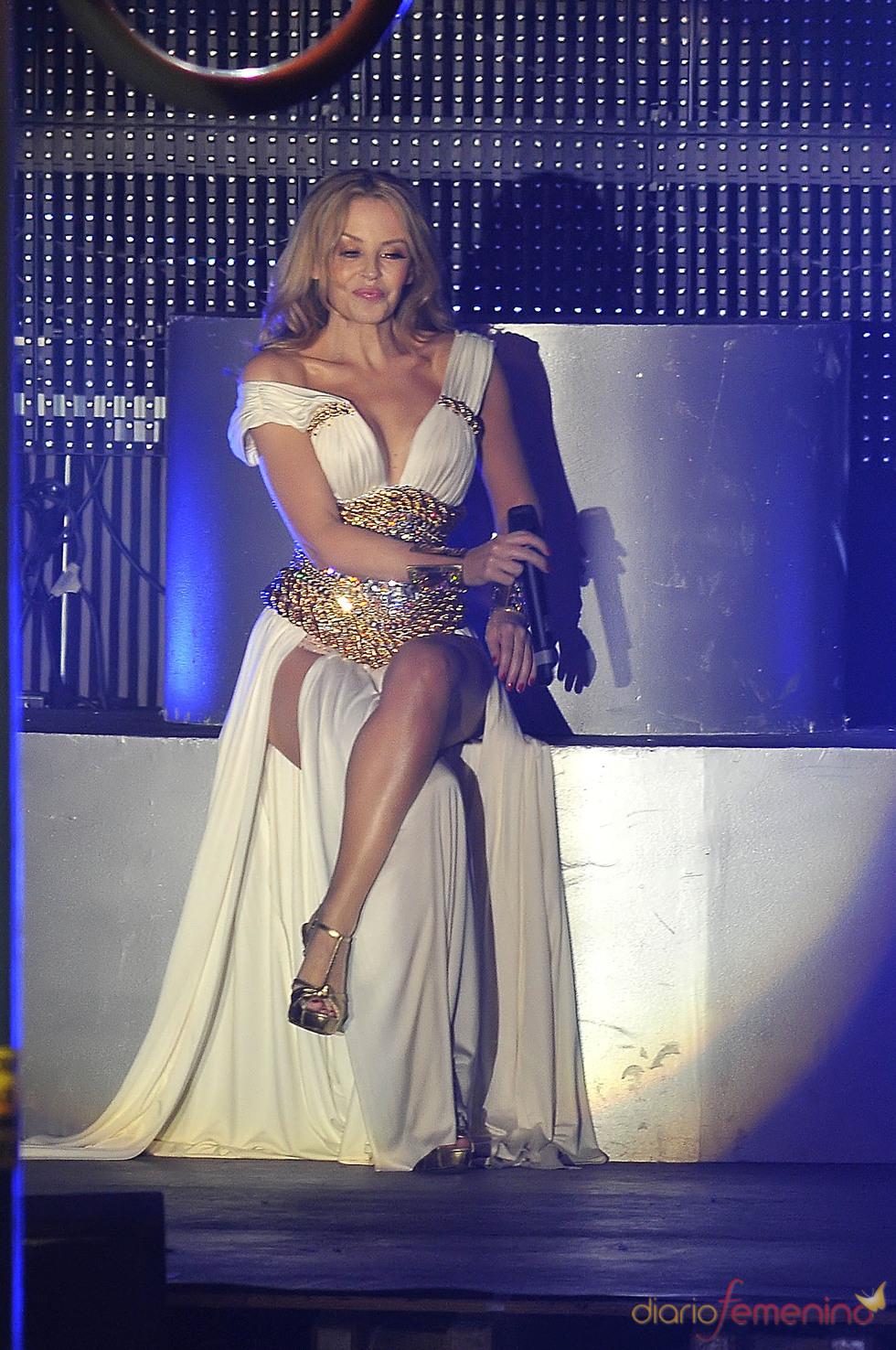 Kylie Minogue - Últimas noticias, fotos, vídeos y reportajes