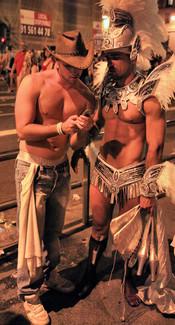 Romanos en el Orgullo Gay 2010