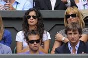Xisca Perelló en Wimbledon 2010