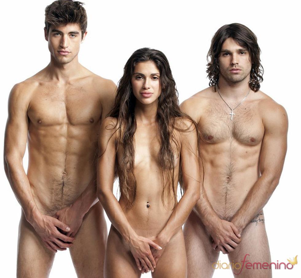 Justin Gaston posa desnudo para PETA