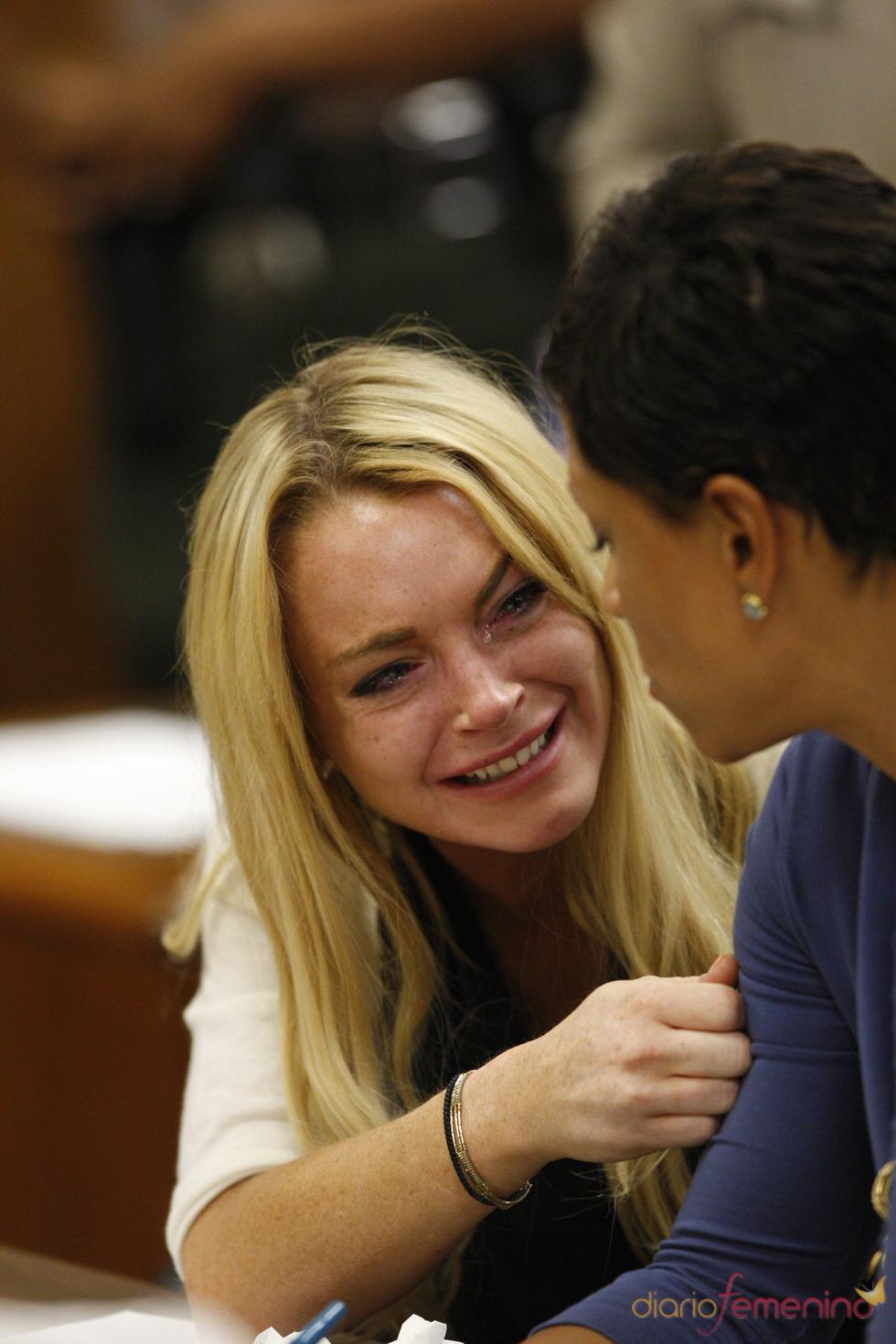 Lindsay Lohan, condenada a ir a la cárcel