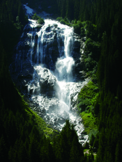 El Valle de Stubai, Austria