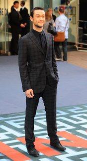 Joseph Gordon-Levitt en el estreno de 'El origen' en Londres