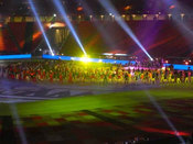 La gran fiesta de clausura del Mundial de Sudáfrica 2010