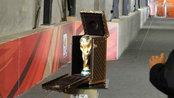 La Copa del Mundo ya está esperando a España o Holanda en el estadio