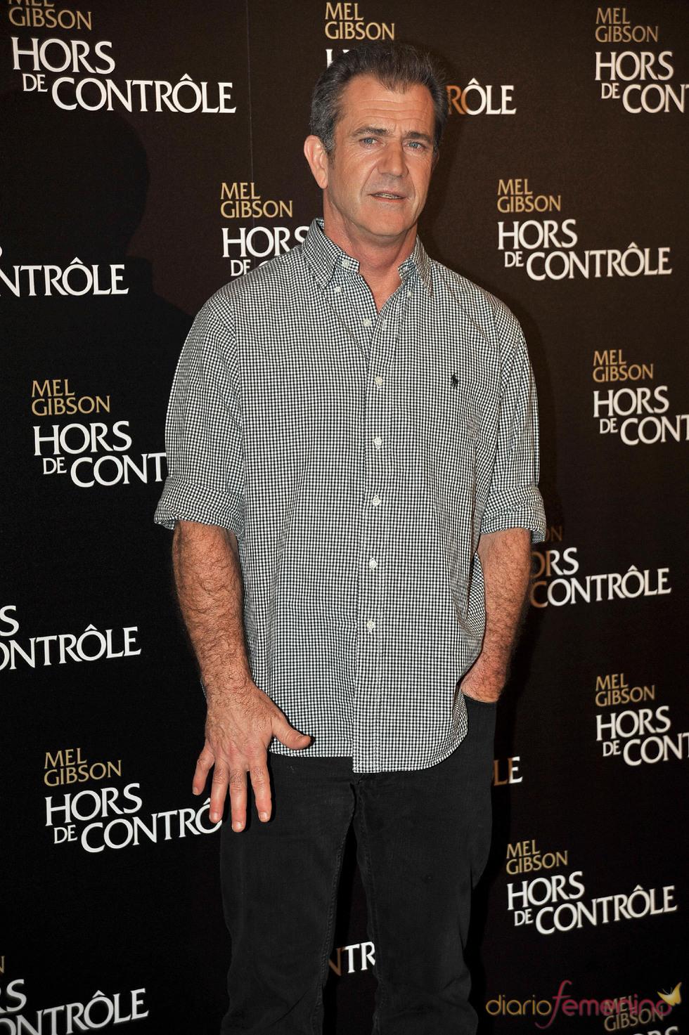 Malos tiempos para Mel Gibson