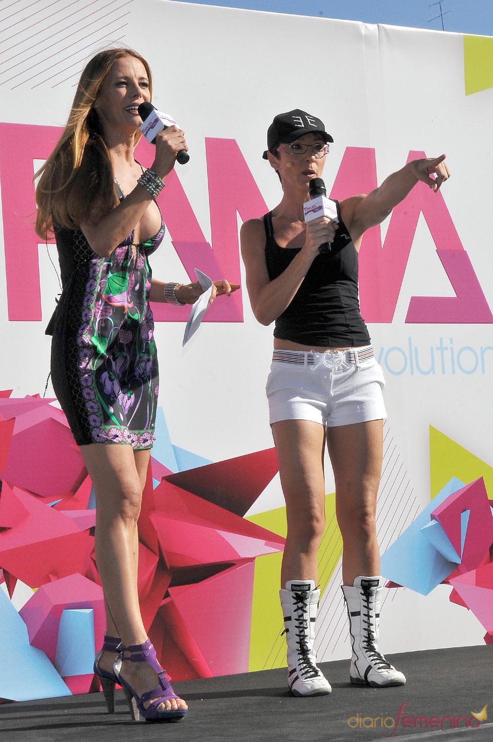 Paula Vázquez y Lola González elegirán a los futuros bailarines de Fama Revolution.
