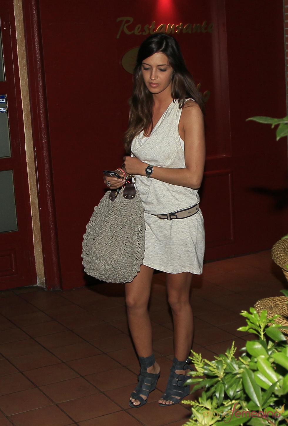 Sara Carbonero sale a cenar con Iker Casillas tras el éxito de Sudáfrica