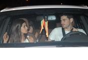 Iker Casillas y Sara Carbonero, de cena para celebrar la Copa del Mundo
