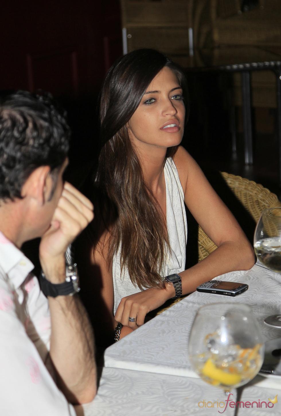Iker Casillas y Sara Carbonero, de cena romántica