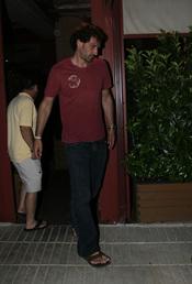 Jorge Garbajosa sale a cenar con Casillas y Carbonero