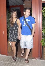 Sara Carbonero e Iker Casillas salen a cenar a solas