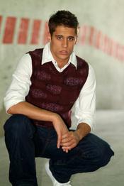 Martín Rivas y su particular forma de vestir
