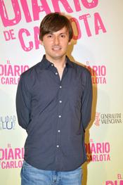 José Manuel Carrasco, director de 'El diario de Carlota'