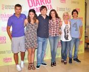 El estreno de la película 'El diario de Carlota'