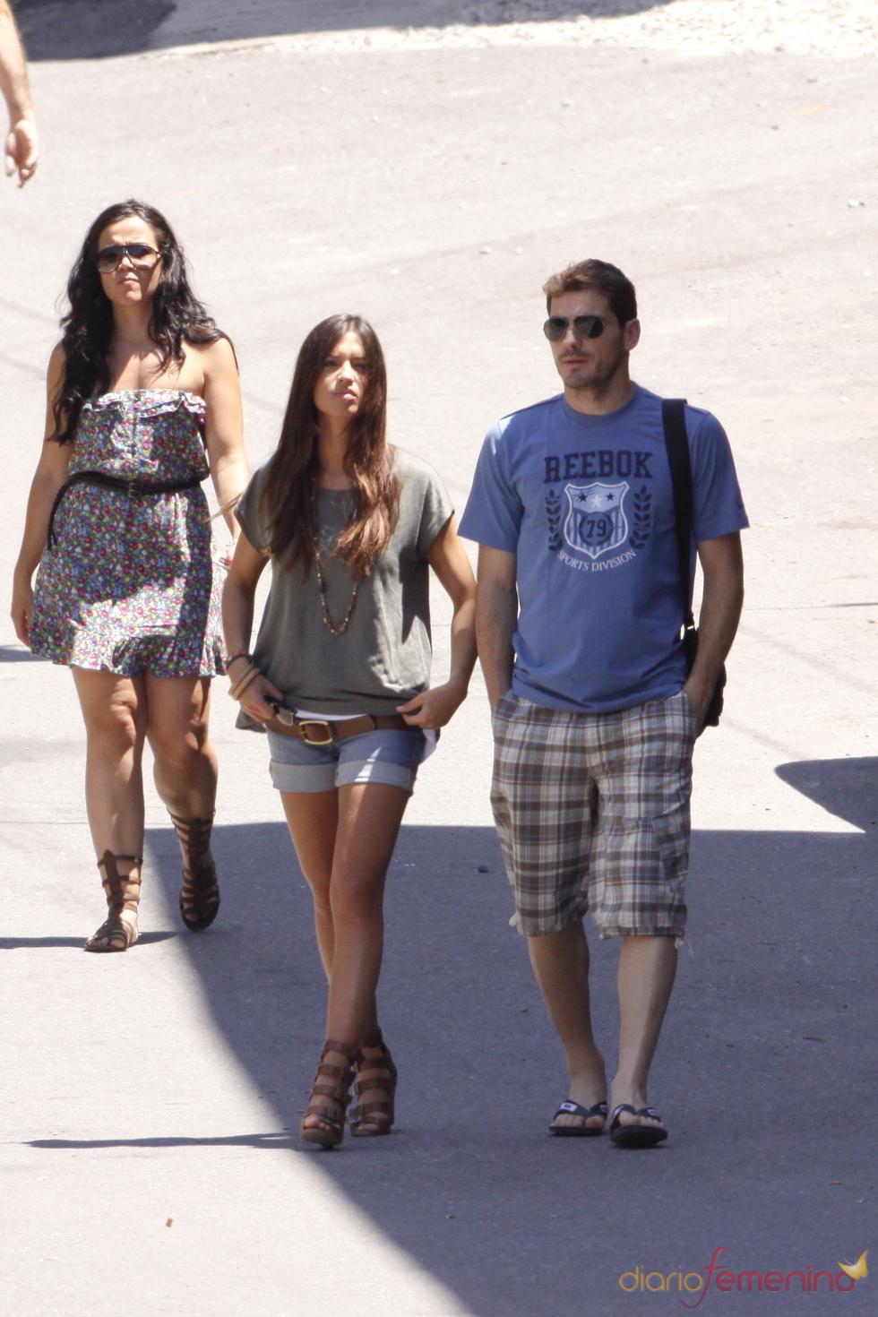Vacaciones de Sara Carbonero e Iker Casillas en Navalacruz