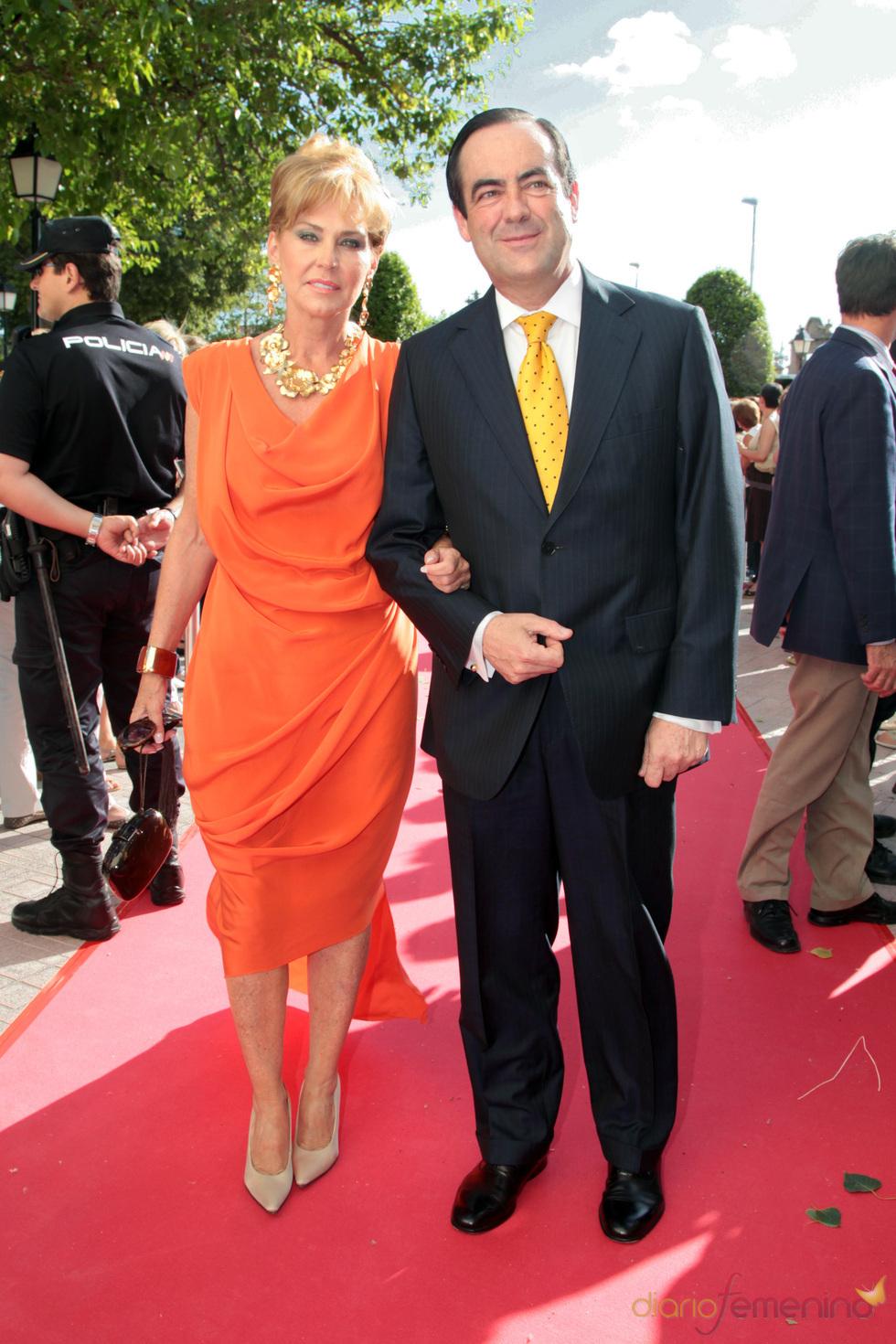 José Bono se divorcia de Ana María Ropdríguez