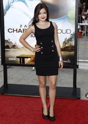 Ariel Winter en el estreno de 'Charlie St. Cloud' en LA