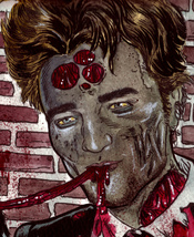 Robert Pattinson se convierte en zombie