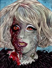 Lady Gaga se transforma en zombie