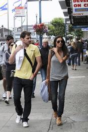 Vacaciones de  Iker Casillas y Sara Carbonero en San Francisco