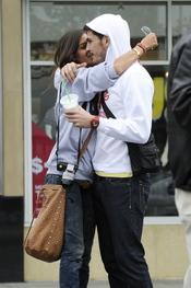 Las carantoñas de  Iker Casillas y Sara Carbonero en San Francisco