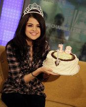 ¡Feliz cumpleaños! Selena Gomez