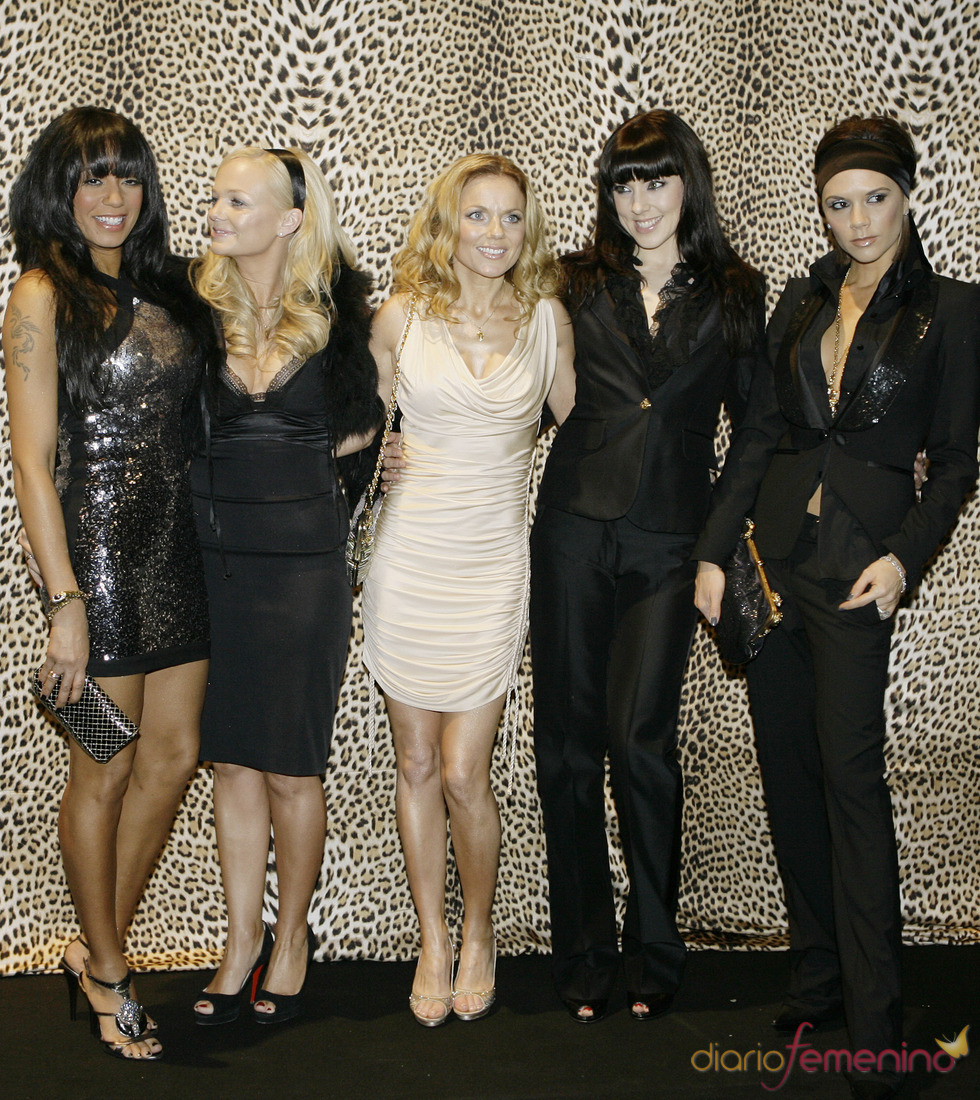 Las ex Spice Girls preparan su regreso al cine
