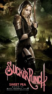 Abbie Cornish interpreta a Sweetpea en 'Sucker Punch'