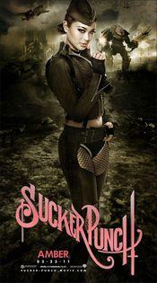 Jamie Chung interpreta a Amber en 'Sucker Punch'