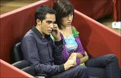 Alberto Contador mantiene una larga relación con Macarena Pescador