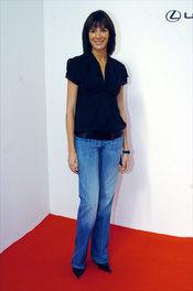 Mamen Sanz, mujer de Raúl González