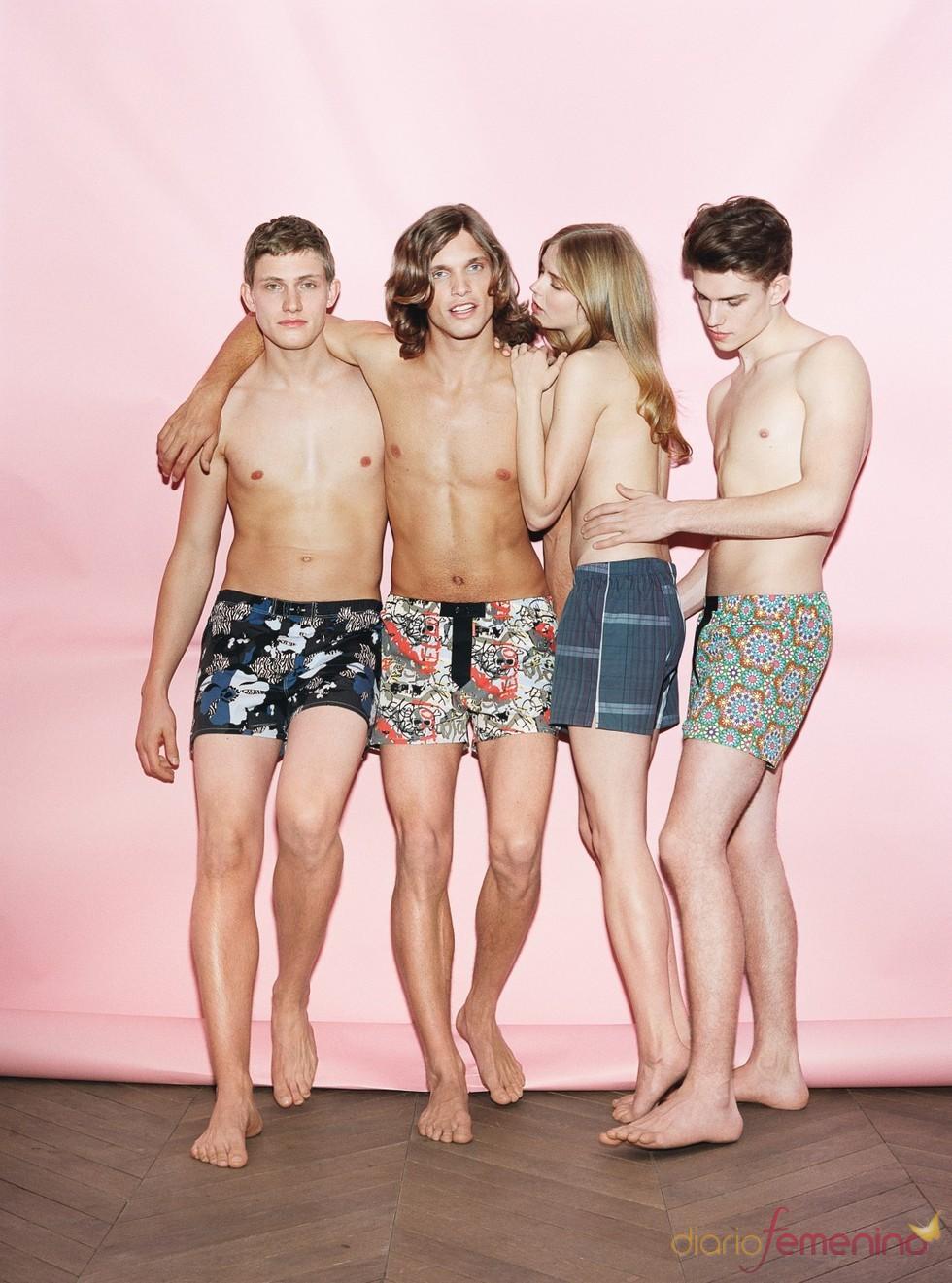 La firma Björn Borg apuesta por los estampados desenfadados en la ropa interior masculina para otoño/invierno