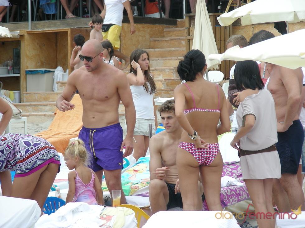 Pepe Reina y Fernando Llorente veranean juntos en Ibiza