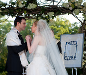 Chelsea Clinton y Marc Mezvinsky se prometen amor eterno