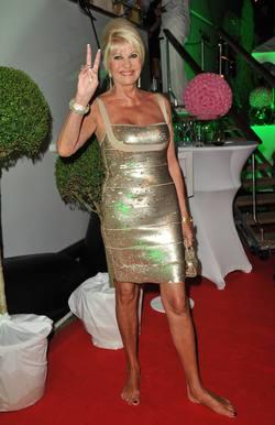 Ivana Trump, la multimillonaria feliz