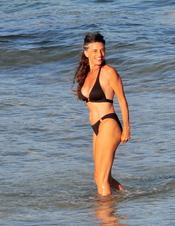 Ángela Molina presume de silueta en bikini