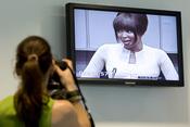 Naomi Campbell declara en el Tribunal de La Haya sobre los diamantes de sangre