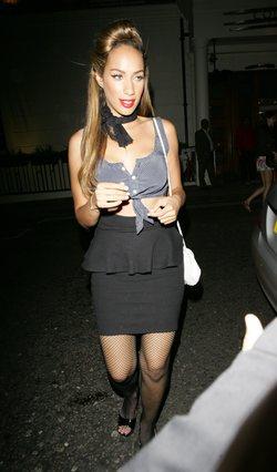 Leona Lewis, aspirante a pin-up