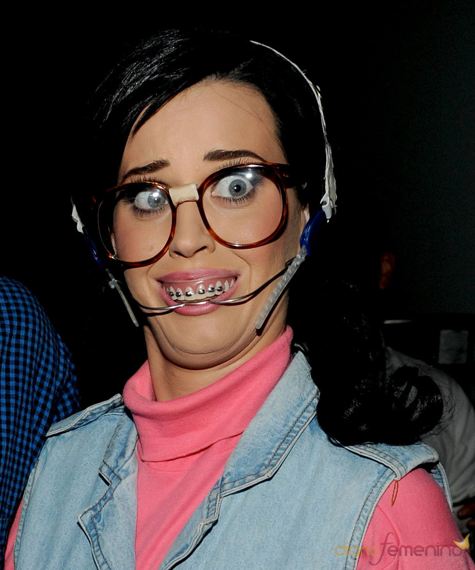 Katy Perry en el  Teen Choice Awards 2010