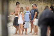 Jorge Fernández enseña torso en Ibiza