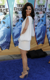 Selena Gomez en los Teen Choice