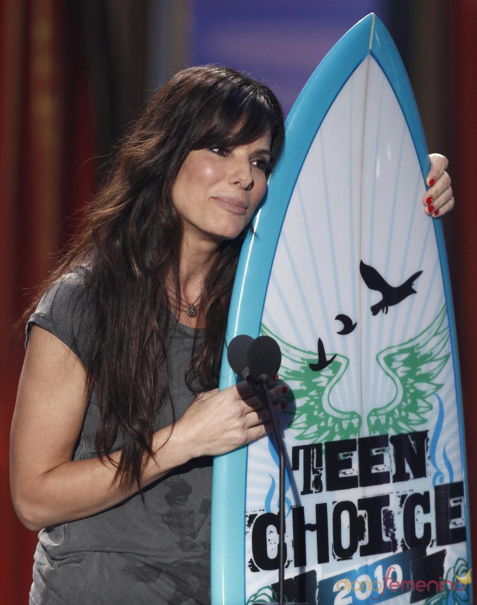 Sandra Bullock, Mejor Actriz