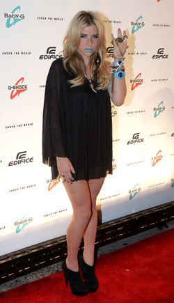 Kesha, buscando tu atención desesperadamente