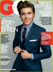 Zac Efron, portada de GQ