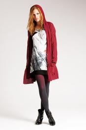 Vestido salpicado de colores de Messcalino