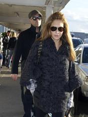 Robbie Williams y Ayda Field son marido y mujer